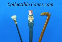 Canes and Walking Sticks / Collectible Canes and Walking Sticks