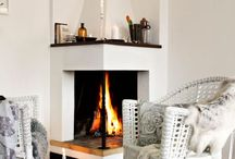 fire places and stoves