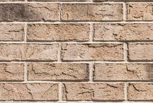 Southampton   Triangle Brick Company / Bring a piece of the New England coast to your exterior cladding with our Southampton brick. This sand-faced brick features a blend of gray and brown with charcoal hues to leave you with a look reminiscent of grand homes in New York and Massachusetts. Use Triangle Brick Company's Standard-tier Southampton brick to showcase the exquisite craftsmanship of your building. Interested in this color palette with a vintage flair? Try our Charleston brick.