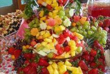 fruits table display