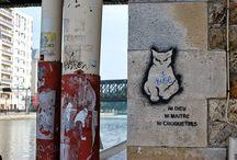 Street art graph
