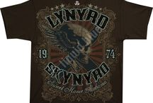 Lynyrd Skynryd / Seet Home Alabama. Come join the fun with these great T-Shirts. ROCK ON!