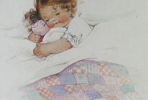 Art ~ #3 Vintage Storybook & Children Illustrations / by Bee Lee
