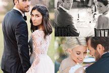 позы на свадебной фотосессии