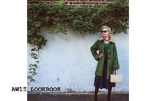 AW15 lookbook / Have a peek at our beautiful vintage inspired Autumn and Winter 15 look book.