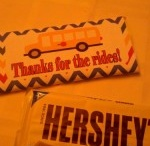Gifts for teachers/bus drivers