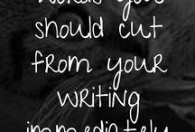 Writing- editing