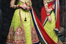 Diya Mirsa Wedding Wear Anarkali Suits /  Gratifying Wedding Wear Anarkali Suits Collection available only on http://www.fashionfiza.com/lehenga-choli?catalog=1009 at cheapest price