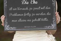 Wünsche zur Hochzeit