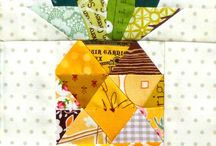 quilts pineapple block