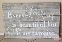 Love is Patient, Love is Kind... / by Sharon Minton
