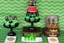 Ninja Turtle Party / by Sweetly Chic Events & Design