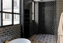 bathroom tiling & design