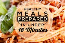Recipes-Quick Meals