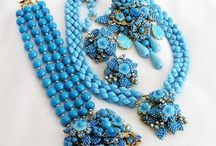 BROOCHES, EARRINGS, BRACELETS, NECKLACES