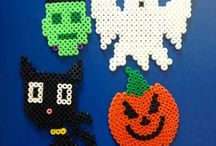 Hama-lloween / Hama images for Halloween