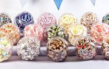 Sweets Cart - Staffordshire / Welcome to Sweetscart ,a small family run business offering you our lovely traditional wooden Premium Sweets Cart to hire for your special day. Sweetscart offers a contemporary style sweet cart for all special occasions in one's life. 5* Hygiene Rated/Fully Insured/Local Authority Registered