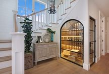 Wine Storage / Are you a wine connoisseur? Where will you store all the wine you procure? See what we did there?  If you love to hit the hard grapes, check out this board to see some seriously creative spots to store your stash.