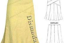 and skirts