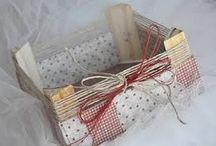 cassettine decorate