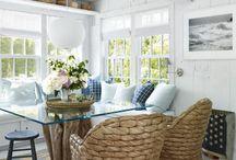 Interior ssummerhouse ralph lauren style