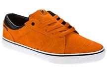 Orange Shoes / by DJ Chuang