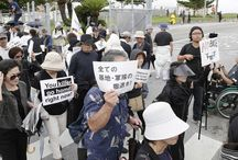 US MILITARY RESTRICTS TROOPS IN OKINAWA AFTER MURDER, RAPE