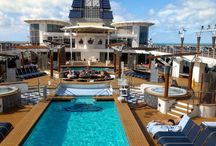 Cruises Celebrity / Need a vacation idea ? Why not try a cruise trip like a Celebrity! Known for its cuisine #Celebrity ships have regularly won high praise from guests and food lovers alike, while earning top culinary awards for outstanding food and service.