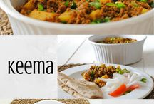 Indian Meat Recipes / Indian meat recipes include delectable kormas, spiced meatballs, lamb curries, soft as velvet kebabs, and keema (mincemeat) preparations. Slow cooked in a crockpot, pressure cooked or grilled, the meat retains all its moistness and flavour. Perfect for evening meals or when you're entertaining!