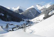 Weissenbach - Ahrntal / Rio Bianco - Valle Aurina / Weißenbach im Ahrntal - ein Bergdorf der gemütlichen Art in Südtirol