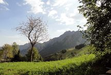 Wandelenmogelijkheden Valle Brembana / Laat zien welke mooie routes er zijn.