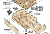 stolarskie narzędzia