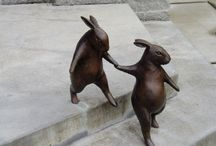 Skulpturer/statyer