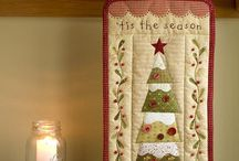 Tree Quilts Christmas