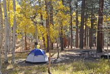 Camp Grounds / Great places around the country to set up camp along your travels