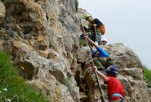 Bergsteigen & Klettern in den Alpen