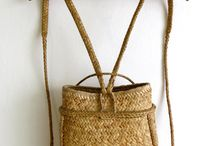 woven/rattan crafts