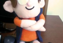 Plush / Here are the plush that my couple are making =J.