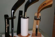 Hockey furniture