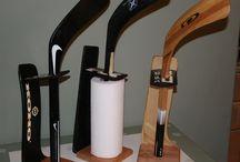 Hockey furniture