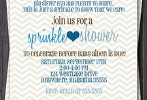 Baby sprinkle / Baby welcoming party / by ARACELI Martinez