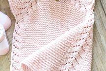 Rosa strikk
