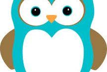 Cute Owls :3 / Cute Owls :3