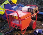 Plastic Welding / Our range of plastic welding equipment at HSS will help you get it done.  #toolhire #equipmenthire #hss #hsshire #plasticwelding