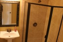 bathroom makeover / by Natalie Bizzell