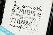 Quotes ❥ / Different Quotes about Things