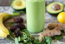Plant Strong Smoothies, Shakes, Milks & More / Healthy vegan smoothies