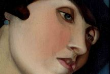 Tamara De Lempicka / by Kevin Sturman