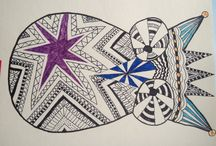 Mine doodles