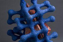 Ceramic Crystal Formations